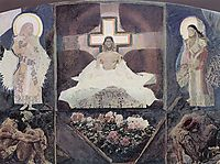 Resurrection, 1887, vrubel