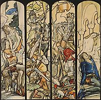 Romeo and Juliet, c.1896, vrubel