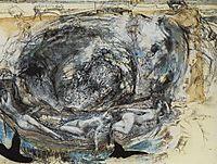 Shadows of the lagoons and naiades, 1905, vrubel