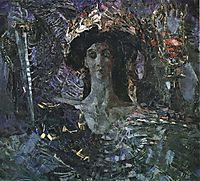The Six Winged Seraph, 1904, vrubel
