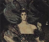 Valkyr, 1899, vrubel