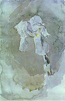 White Iris, c.1887, vrubel