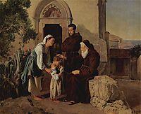 Am Klostertor, 1846, waldmuller