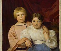 Children , 1834, waldmuller