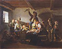 Palm Sunday , 1852, waldmuller