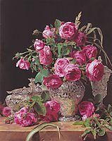 Roses , 1843, waldmuller