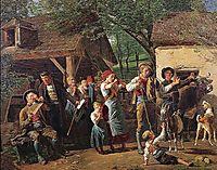 Seizure , 1847, waldmuller