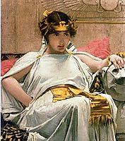 Cleopatra, 1888, waterhouse