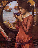 Destiny, 1900, waterhouse