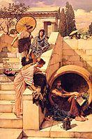 Diogenes, 1882, waterhouse