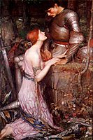 Lamia, 1905, waterhouse