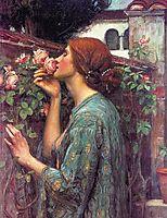 My Sweet Rose, 1903, waterhouse