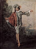 The Casual Lover, 1716, watteau