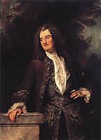 Portrait of a Gentleman, 1720, watteau