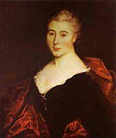 Sylvia (Portrait of Jeanne Rose Guyonne Benozzi), c.1720, watteau