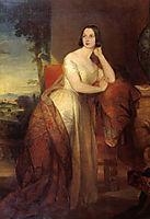 Augusta, Lady Castletown, c.1846, watts