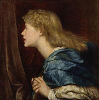 Dame (Alice) Ellen Terry, 1864, watts
