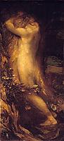 Eve Repentant, c.1875, watts
