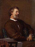 Frederic Leighton, Baron Leighton, watts