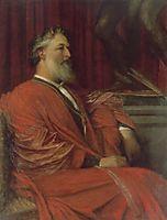 Frederic Lord Leighton, watts