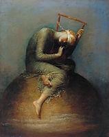 Hope, 1886, watts