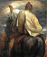 Horsemen apocalypse rider, 1878, watts