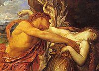 Orpheus And Eurydice, watts