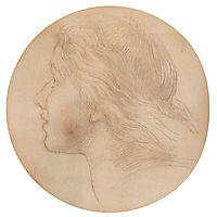 Portrait Of Ellen Terry, watts