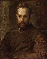 Sir Charles Wentworth Dilke, 2nd Bt, watts