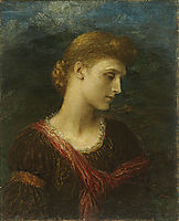 Violet Lindsay, 1881, watts