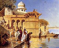 Along the Ghats, Mathura, weeks