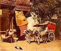 An Indian Gharry, weeks