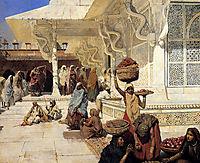 Festival At Fatehpur Sikri, c.1885, weeks