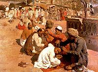 Indian Barbers Saharanpore, weeks