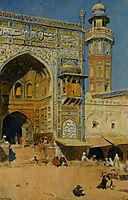 Jumma Musjed Lahore India, weeks