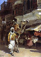 Man Leading a Camel, weeks
