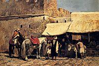 Tangiers, 1878, weeks