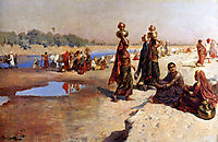 Water Carriers Of The Ganges, weeks