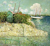 Nassau, Bahamas, 1913, weir