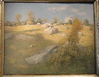 Upland Pasture, c.1905, weir