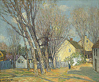 Windham Village, c.1914, weir