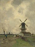 The Mill, weissenbruch