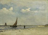 View of Seaside, c.1903, weissenbruch
