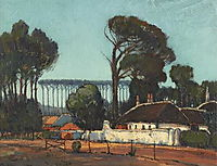 At Claremont, Cape Province, wenning