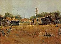 Native Location, Pretoria, 1911, wenning