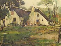 Old Cottage Plumstead, wenning
