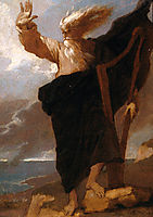 The Bard, 1778, west