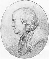 Benjamin Franklin, west