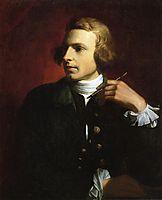Charles Wilson Peale, 1769, west