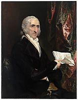 Dr. Enoch Edwards, 1795, west